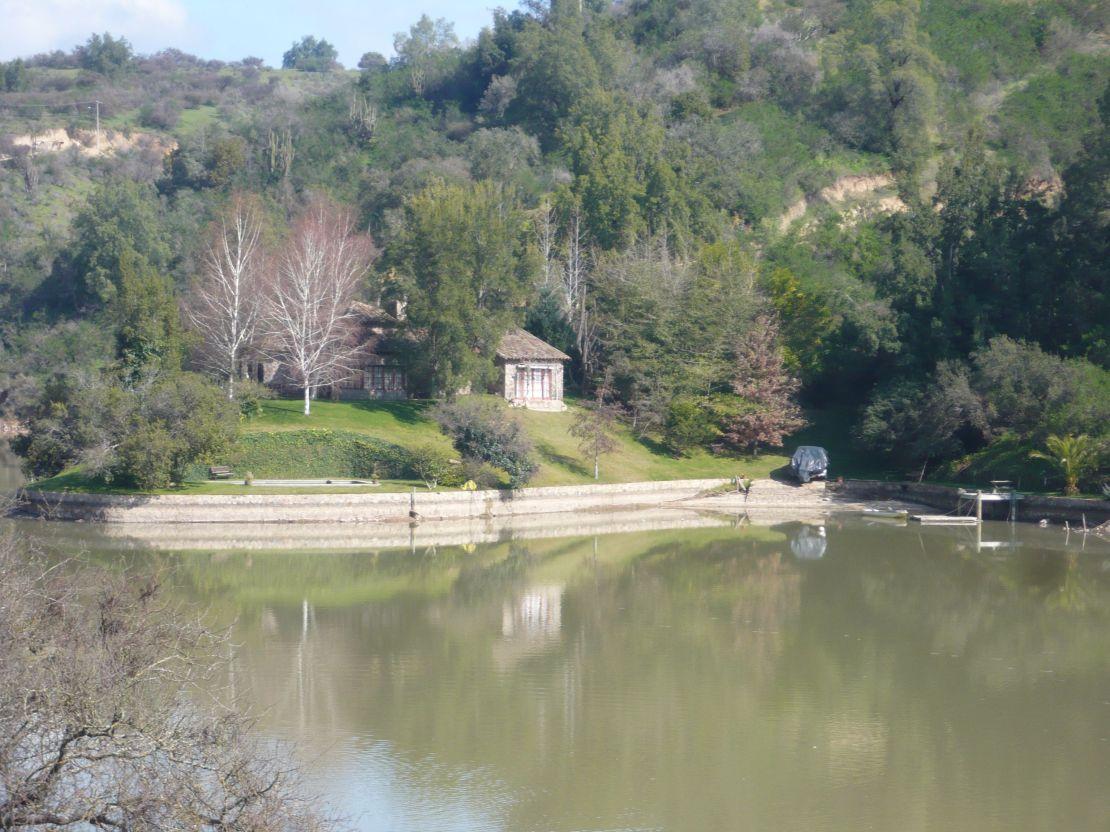 Lago de Rapel