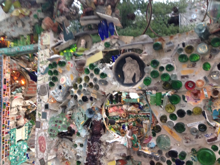 Magic Gardens, Philadelphia 2016, by R. Byrd